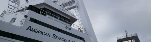 Recent Project onboard American Seafoods F/V Northern Jaeger